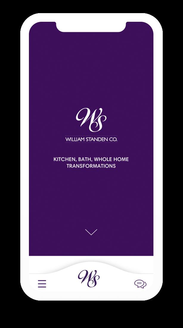William Standen Mobile Design iPhone 1
