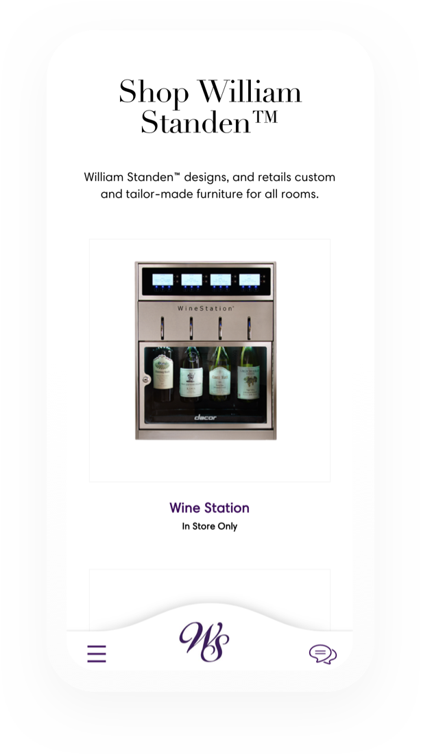 William Standen Product Page 3