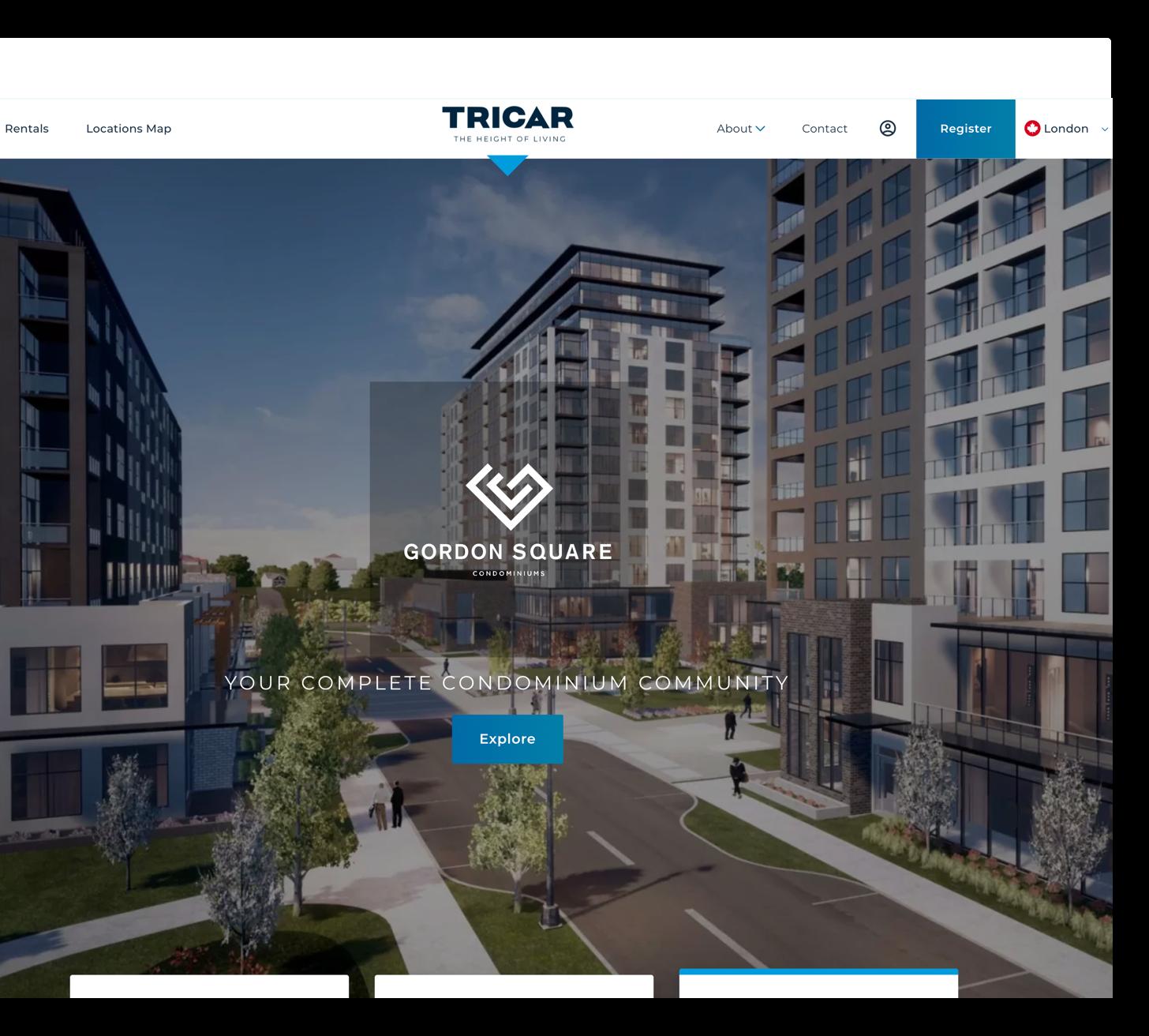 Tricar Main Page