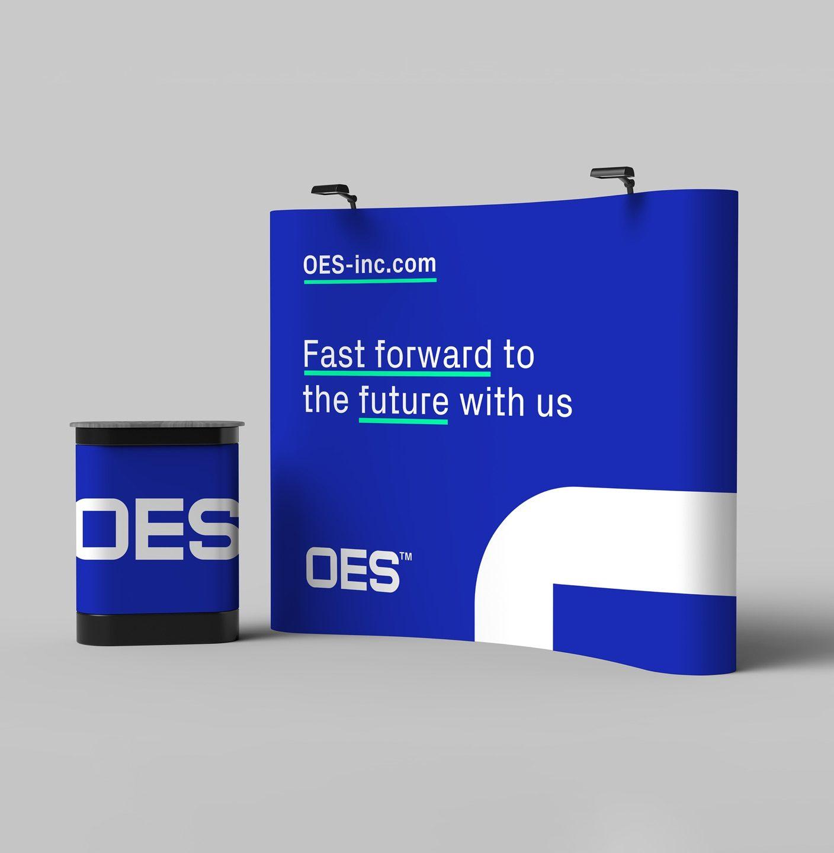 OES Tradeshow Marketing Materials